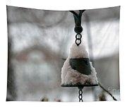 Snowy Bell Tapestry