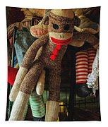 Sock Monkey Tapestry