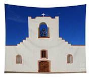 Socorro Mission La Purisima Texas Tapestry