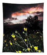 Socorro Sunset Tapestry