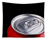 Soda Can Tapestry