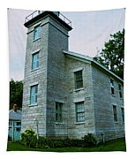 Sodus Point Lighthouse Tapestry