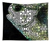 Sofishticated - Fish Art By Sharon Cummings Tapestry