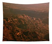 Soft Early Morning Light Over The Grand Canyon 3 Tapestry