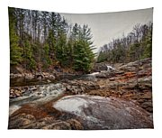 Soft Maple Water Fall Tapestry