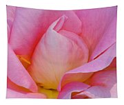 Softness In Pink Tapestry