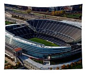 Soldier Field Chicago Sports 06 Tapestry