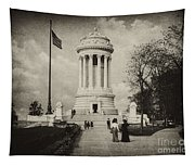 Soldiers Memorial - Ny - Toned Tapestry