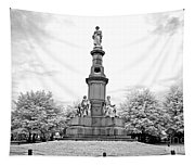 Soldier's Monument - Gettysburg - Irbw Tapestry