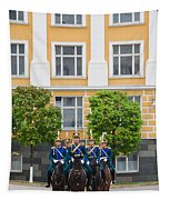 Soldiers Of The Presidential Regimental Tapestry