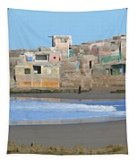 Solitary Journey Tapestry