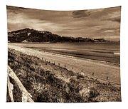 Solitude Sepia Tapestry