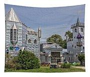 Solomon's Castle Ona Florida Tapestry