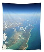 Somewhere Over Cuba Tapestry