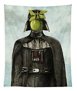 Son Of Darkness Tapestry by Eric Fan