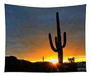 Sonoran Desert Sunrise 4 Tapestry