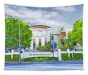 Sony Studios Tapestry