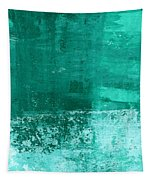 Soothing Sea - Abstract Painting Tapestry