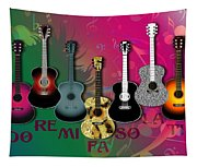 Sounds Of Music - Featured In Newbies Group Tapestry