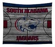 South Alabama Jaguars Tapestry