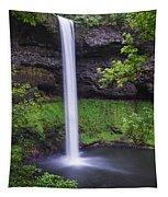 South Falls - Silver Falls State Park - Oregon Tapestry