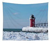 South Haven Ice Tapestry