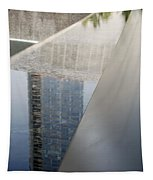 South Tower Reflections Tapestry