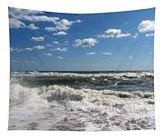 Southern Shores Splash Tapestry