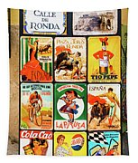 Souvenir Copies Of Old Spanish Tapestry