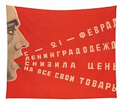 Soviet Poster Tapestry