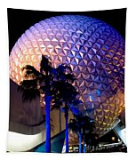 Spaceship Earth Tapestry