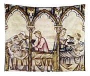 Spain: Medieval Hospital Tapestry