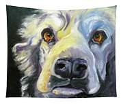 Spaniel In Thought Tapestry