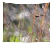 Sparkling Morning Sunshine With Dragonfly Tapestry