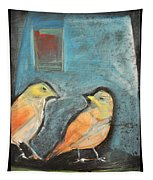 Sparrows Tapestry