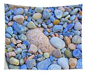 Speckled Stones Tapestry