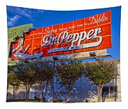 Spend Some Time In Dublin Texas With Dr Pepper Tapestry