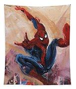Spider-man Tapestry