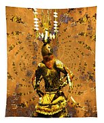 Spirit Dance Tapestry