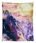 Spirit Of Life - Abstract 1 Tapestry