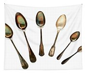 Spoons Tapestry