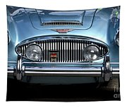 Sports Car Tapestry