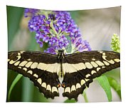 Spread Your Wings My Little Butterfly  Tapestry