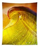 Sprial Leaf Tapestry