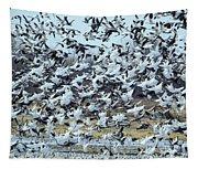 Spring Blizzard Tapestry