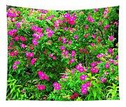 Spring Blooms Tapestry