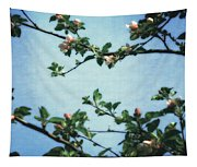 Spring Blossoms 2.0 Tapestry