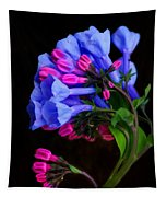 Spring Bluebells Tapestry