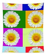Spring Collage Tapestry