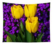 Spring Colours Tapestry